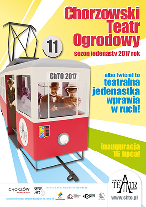 Plakat ChTO 2017