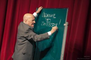 Wojciech Pszoniak<br/>BELFER<br/>26 lipca
