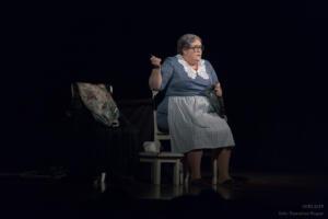 Grażyna Bułka<br/>Teatr Korez<br/>Mianujom mie Hanka<br/>18 sierpnia